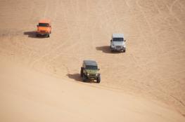 """سفاري الصحراء للنساء بدعم من """"جيب"""" و""""ظفار للسيارات"""""""