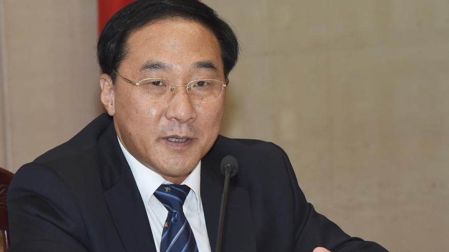 مؤتمر صحفي لسفير جمهورية الصين حول الاجتماع الوزاري الثامن لمنتدى التعاون الصيني العربي-العمانيه١٥يوليو٢٠١٨  ٣