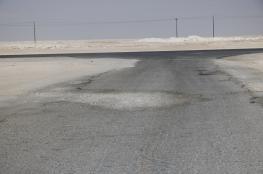 مواطنو الوسطى يناشدون الجهات المعنية إعادة تأهيل الطرق واستكمال رصف المناطق الحيوية