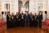 السيّد أسعد يستعرض مع رئيس الوزراء الياباني العلاقات التاريخية الوطيدة