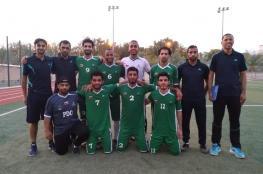 """""""تنمية نفط عمان"""" تستعد للمشاركة في بطولة الشركات لكرة القدم بكندا"""