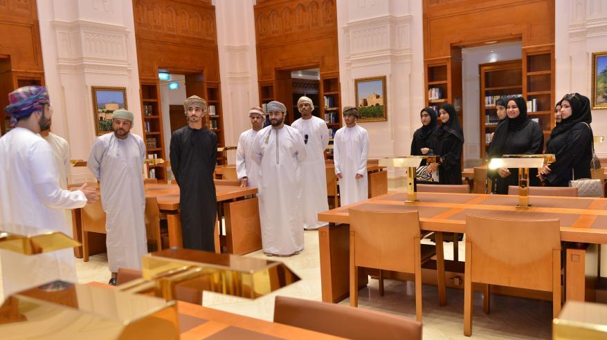 الشورى يواصل نشر التوعية البرلمانية للطلبة