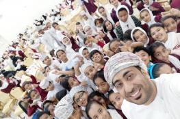 """200 طفل وطفلة في ورشة """"مرشد"""" حول شغف القراءة والخيال"""