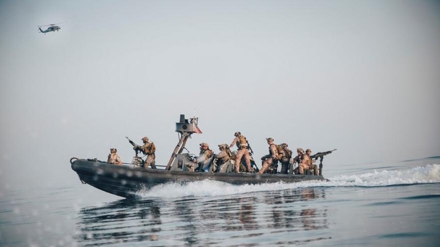تحذير من أي دور إسرائيلي في التحالف البحري بالخليج