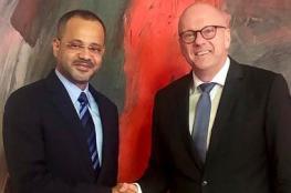 مباحثات رسمية بين السلطنة وألمانيا لتعزيز التعاون ومناقشة المستجدات الإقليمية