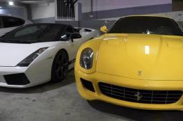 بالصور .. عرض 11 سيارة فارهة للرئيس التونسي السابق للبيع