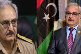 """على خطى السيسي.. جنرال ليبيا يتجه إلى القيادة بـ""""زي مدني"""""""