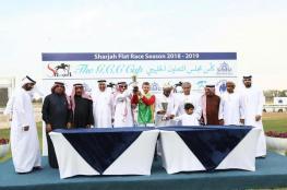 الحصان عارف للخيالة السلطانية يتوج بلقب الشوط الثاني في منافسات كأس الخليج