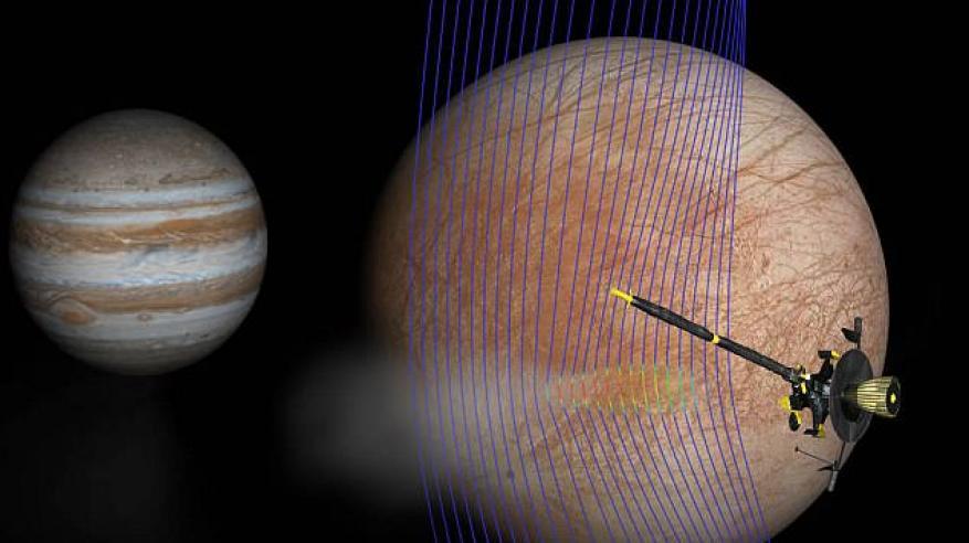 تزايد الاحتمالات حول وجود حياة في قمر أوروبا