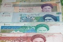 انهيار كبير للعملة الإيرانية