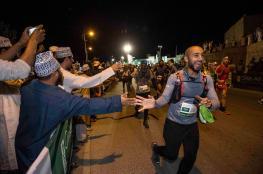 """الكشف عن موعد إقامة نسخة 2019 من سباق تحدّي الجري الجبلي العالمي """"الترا تريل مون بلان"""" في سلطنة عُمان"""