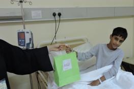 """""""البيئة"""" تزور المرضى بمستشفى الرستاق"""