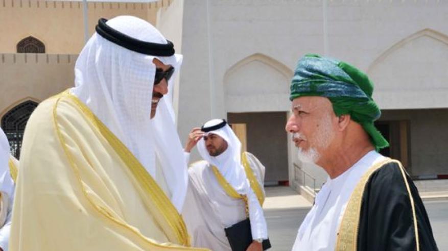 مغادرة النائب الأول لرئيس مجلس الوزراء ووزير الخارجية الكويتي٢ 1