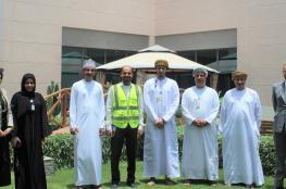 """تعزيز التعاون بين جمعية المهندسين و""""مطارات عمان"""""""