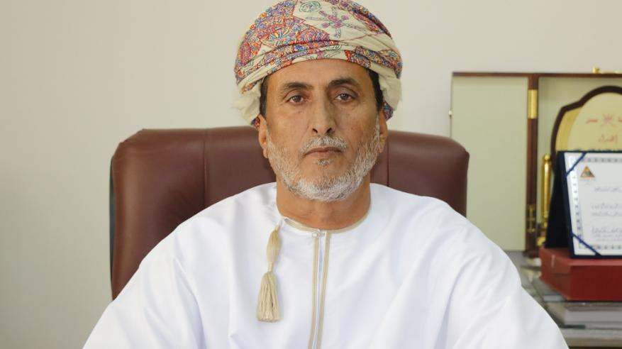 سعادة الشيخ سهيل المعشني والي هيماء رئيس لجنة الشؤون البلدية بالولاية
