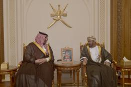بدر بن سعود يعقد جلسة مباحثات رسمية مع نائب وزير الدفاع السعودي لاستعراض التعاون القائم