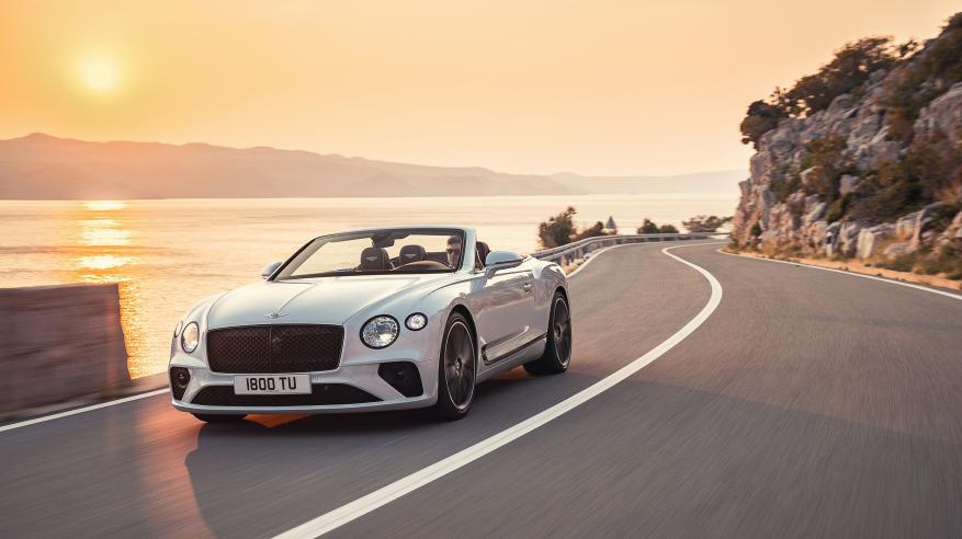 Image 2 - Bentley Continental GT Convertible