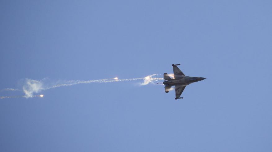 دمشق تعلن التصدي لعدوان إسرائيلي جنوبي سوريا