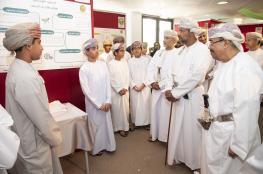 45 مشروعا في معرض البرنامج الصيفي لطلبة المدارس بجامعة السلطان قابوس