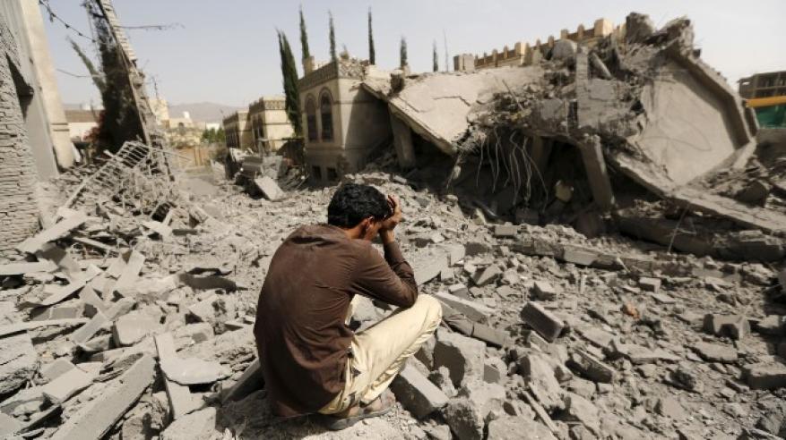 """""""التحالف"""" يُقر بالمسؤولية عن مقتل عشرات الأطفال باليمن"""