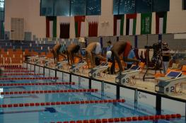 """نتائج دون الطموح لسباحينا في ختام """"خليجية الألعاب المائية"""" بالكويت"""