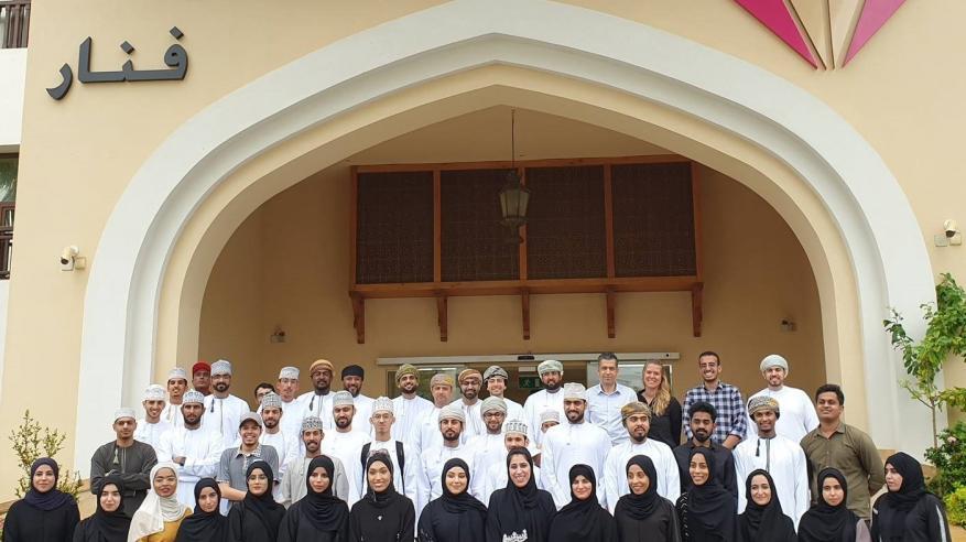 Muriya - Salalah Hackathon Group