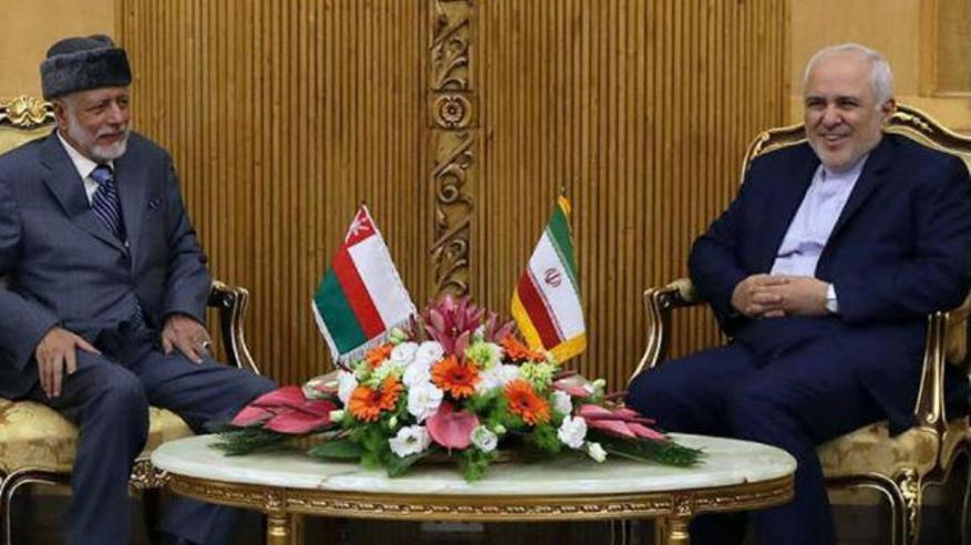 بن علوي يصل إلى إيران
