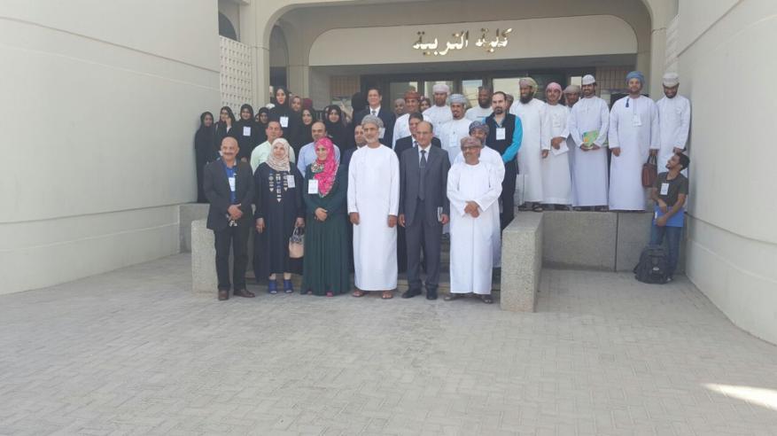 افتتاح النسخة الثانية من ملتقى الفنان المقيم بجامعة السلطان قابوس
