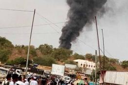 مصرع 5 مسؤولين سودانيين في تحطم طائرة