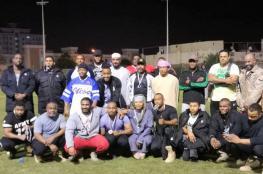 فريق الأمن والسلامة الرياضي يحقق العديد من الإنجازات