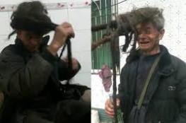 بالفيديو... قصة الرجل الذي لم يقص شعره منذ 54 عاما