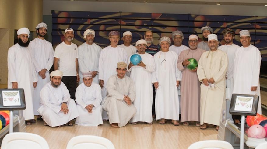 جامعة السلطان قابوس تنظم بطولات رياضية ومعرضا للحضارات