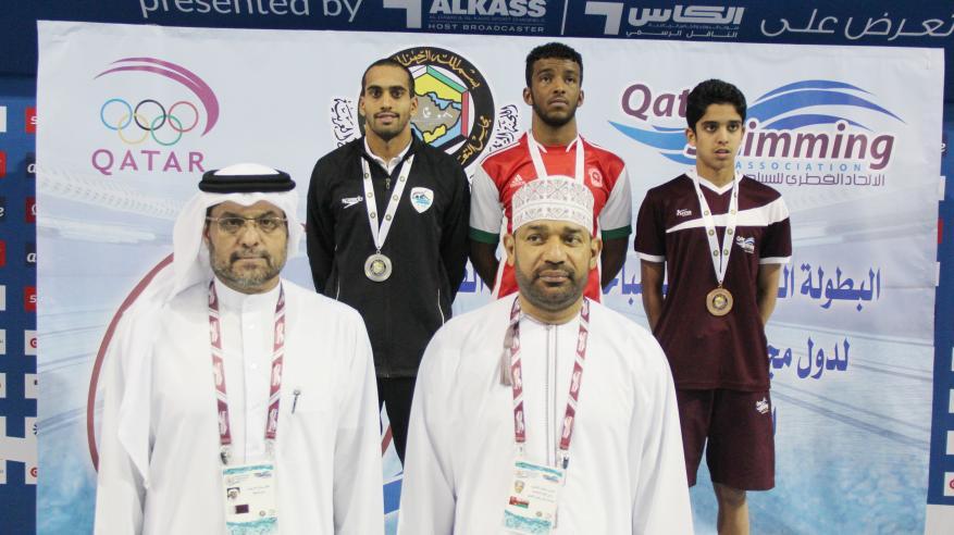 منتخبنا للسباحة يحصد 3 ميداليات في بطولة الخليج