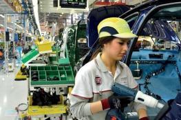 الناتج الصناعي التركي يهوي 7.3% في يناير