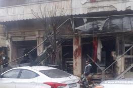 بالفيديو: شاهد لحظة التفجير الانتحاري في سوريا .. ومقتل 15 من بينهم 4 أمريكيين