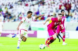 منتخبنا يخسر أمام قطر مع غياب صانع الألعاب.. والعلوي يحرز الهدف الوحيد