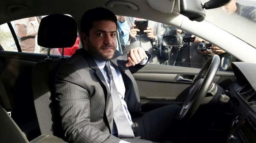 اعتقال نجل الرئيس المصري السابق محمد مرسي