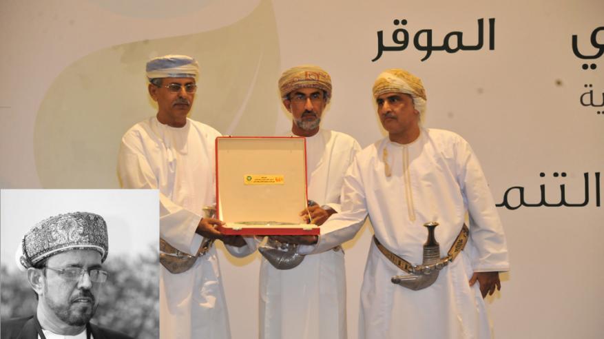 """""""الرؤية"""" تكرم الراحل الدكتور محسن العامري لأدواره في حماية البيئة"""