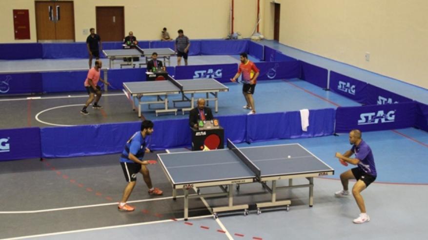 بطولة مهرجان صلالة المفتوحة لكرة الطاولة تصل محطتها الأخيرة وسط منافسات قوية على اللقب