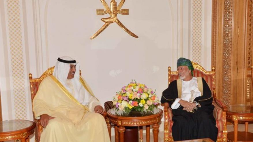 وصول النائب الأول لرئيس مجلس الوزراء ووزير الخارجية الكويتي 2