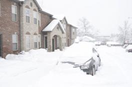 بدء انقشاع العاصفة الثلجيّة المميتة في الولايات المتحدة