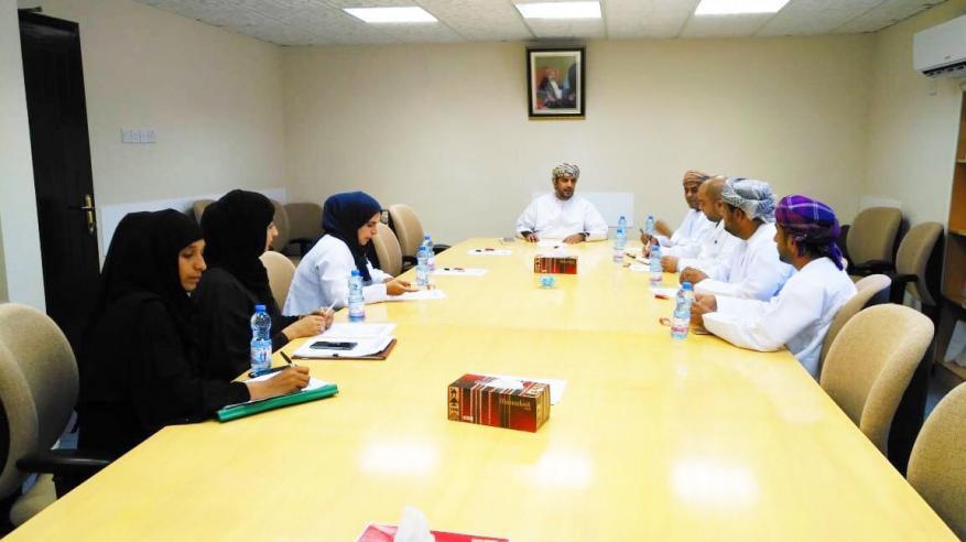 استعراض خدمات القطاع الصحي الخاص بمحافظة الظاهرة