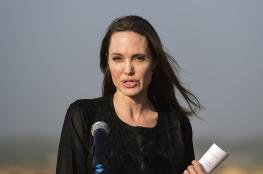 """أنجلينا جولي بعد زيارة """"الروهينجا"""": عارٌ علينا"""