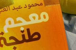 """مقاطع من رواية معجم طنجة لـ""""محمود عبد الغني"""""""