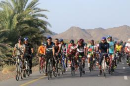 احتفالا بيوم النهضة.. انطلاق مغامرة الدراجات الهوائية شمال الشرقية السبت