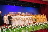 وزير المكتب السلطاني يرعى حفل تخريج طلاب البكالوريا الدولية بمدرسة السلطان