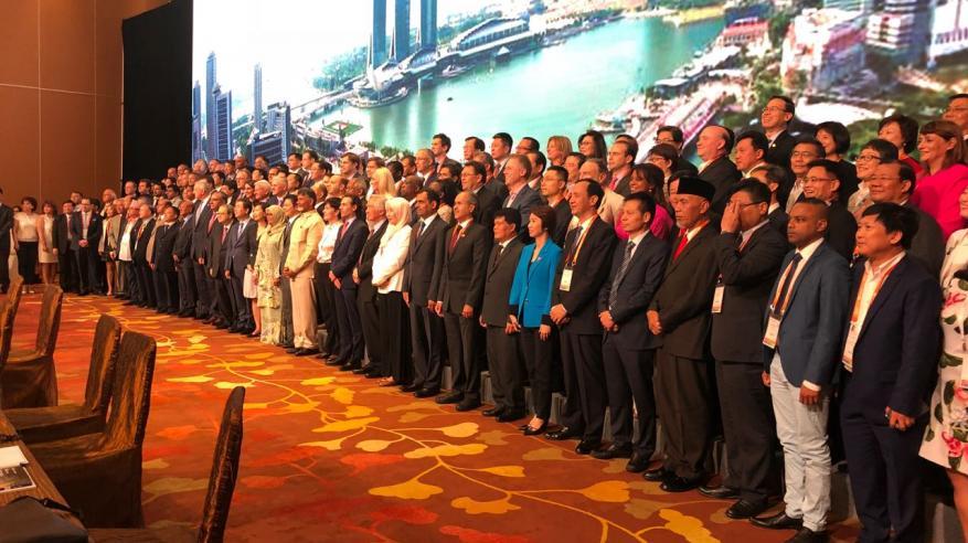 صورة للمشاركين