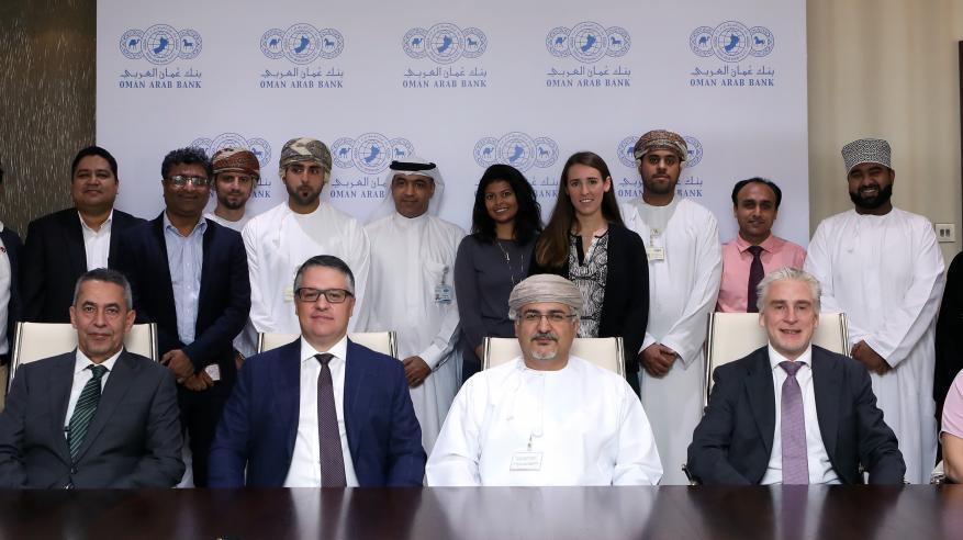 تتويج بنك عمان العربي بجائزة التميز في خدمة العملاء