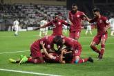 قطر تقصي العراق وتستعد لمواجهة كوريا