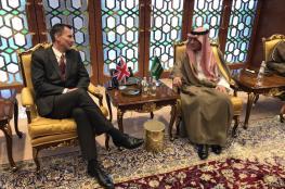 وزير خارجية بريطانيا يبحث مع الجبير قضيتي خاشقجي وحقوق الإنسان